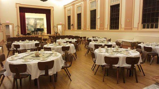 banquet room rental york pa