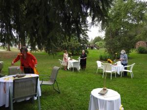 September 2020 Garden Party 1