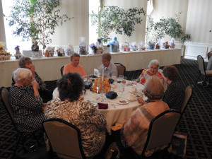 Annual Fall Luncheon at the Outdoor Country Club