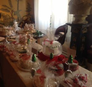 December Tea Bake Shop